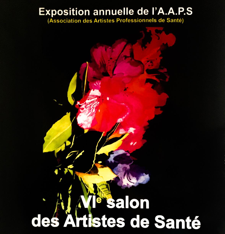 Découvrez l'exposition virtuelle de nos amis de l'Association des Artistes Professionnels de Santé